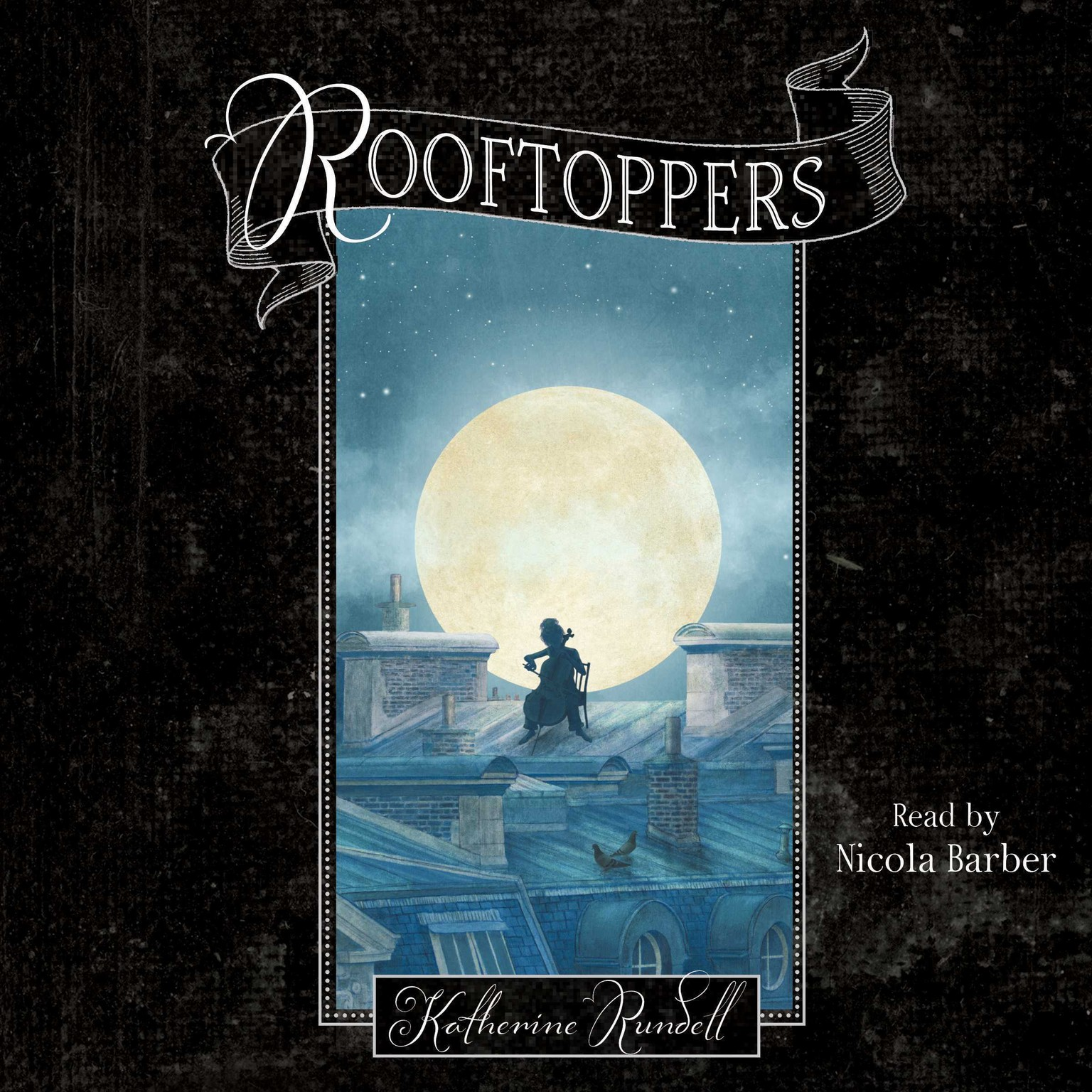 Printable Rooftoppers Audiobook Cover Art