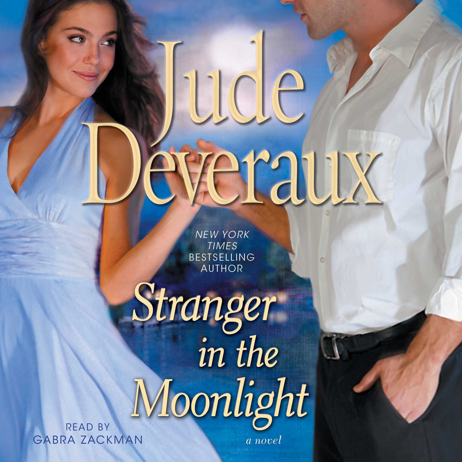 Printable Stranger in the Moonlight Audiobook Cover Art