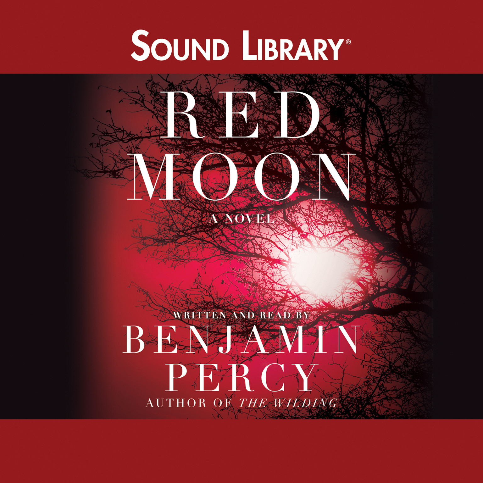 Printable Red Moon: A Novel Audiobook Cover Art