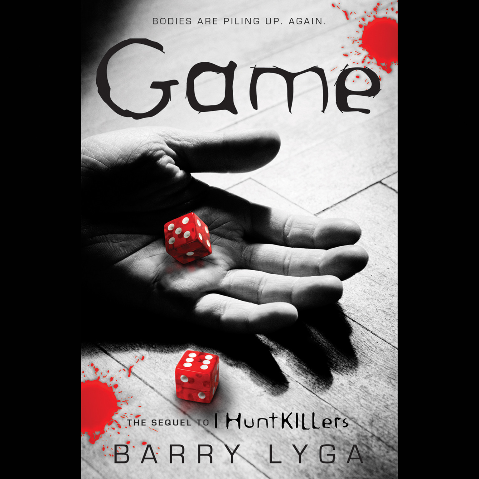 Printable Game: The Sequel to 'I Hunt Killers' Audiobook Cover Art