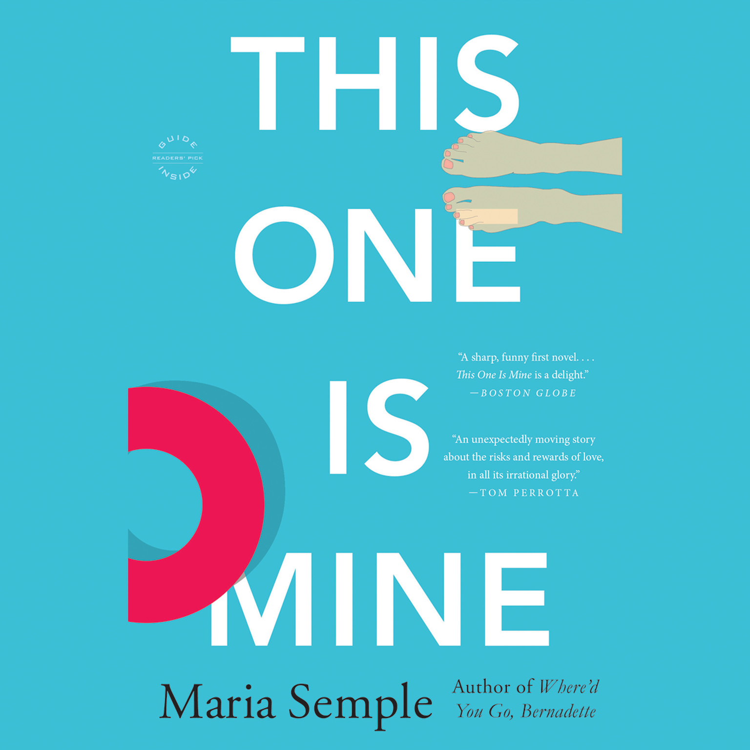 Printable This One Is Mine: A Novel Audiobook Cover Art