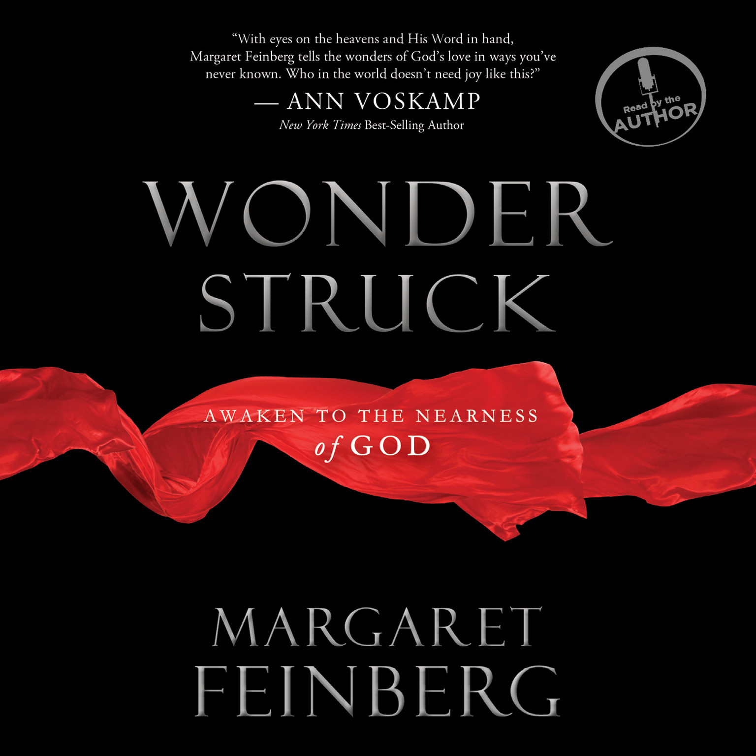 Printable Wonderstruck: Awaken to the Nearness of God Audiobook Cover Art