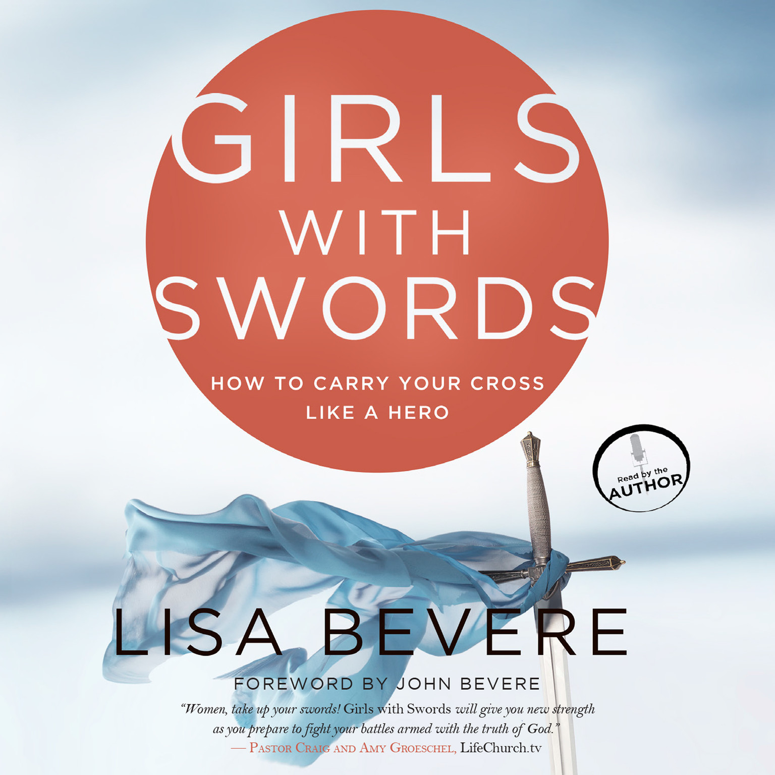 Printable Girls with Swords: How to Carry Your Cross Like a Hero Audiobook Cover Art