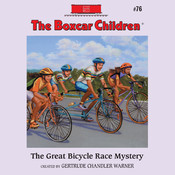 The Great Bicycle Race Mystery Audiobook, by Gertrude Chandler Warner