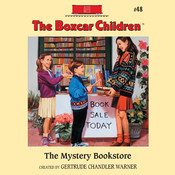 The Mystery Bookstore Audiobook, by Gertrude Chandler Warner