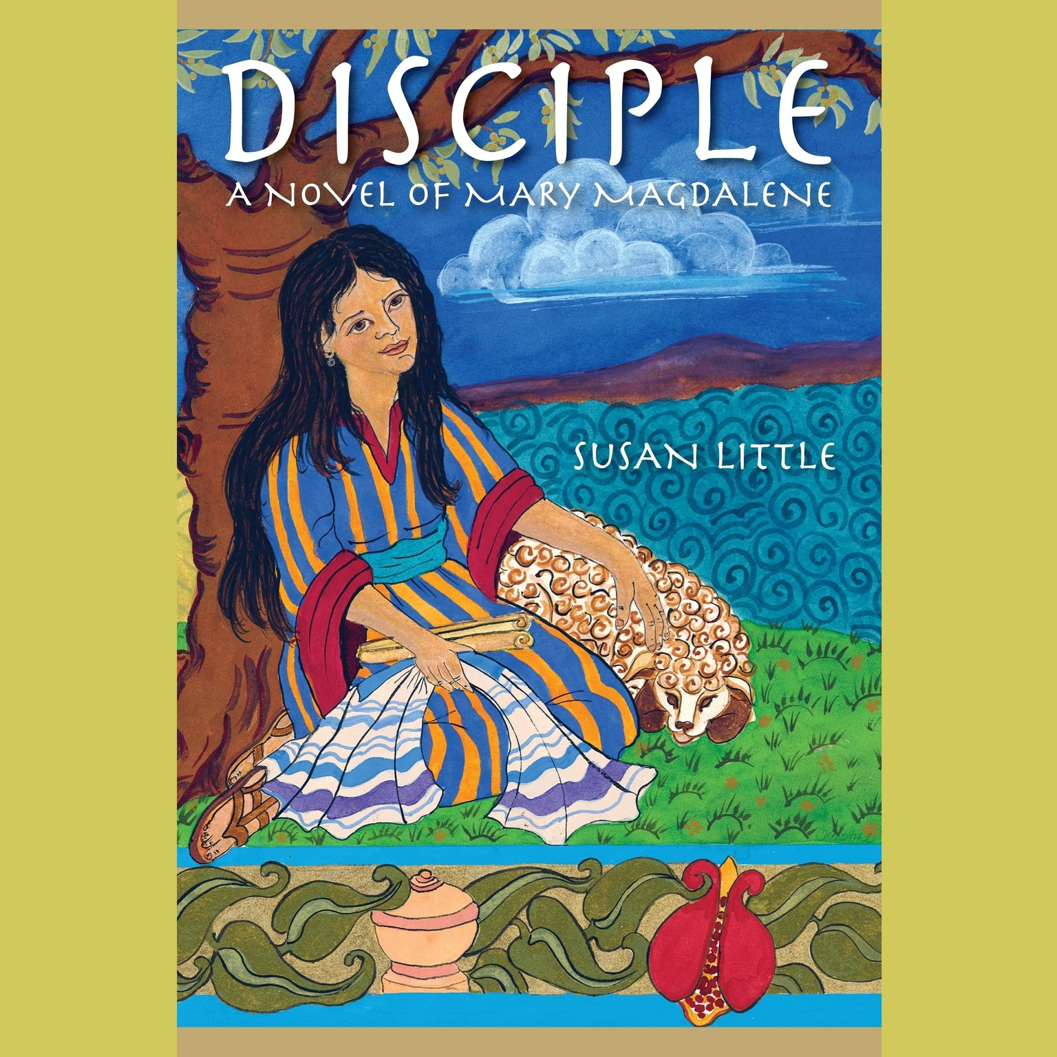 Printable Disciple: A Novel of Mary Magdalene Audiobook Cover Art