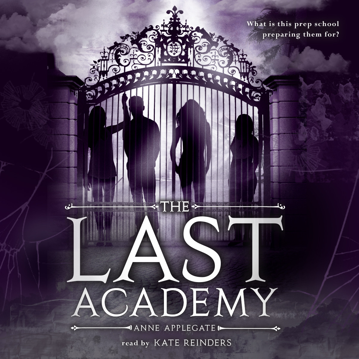 Printable The Last Academy Audiobook Cover Art