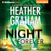 The Night Is Forever Audiobook, by Heather Graham