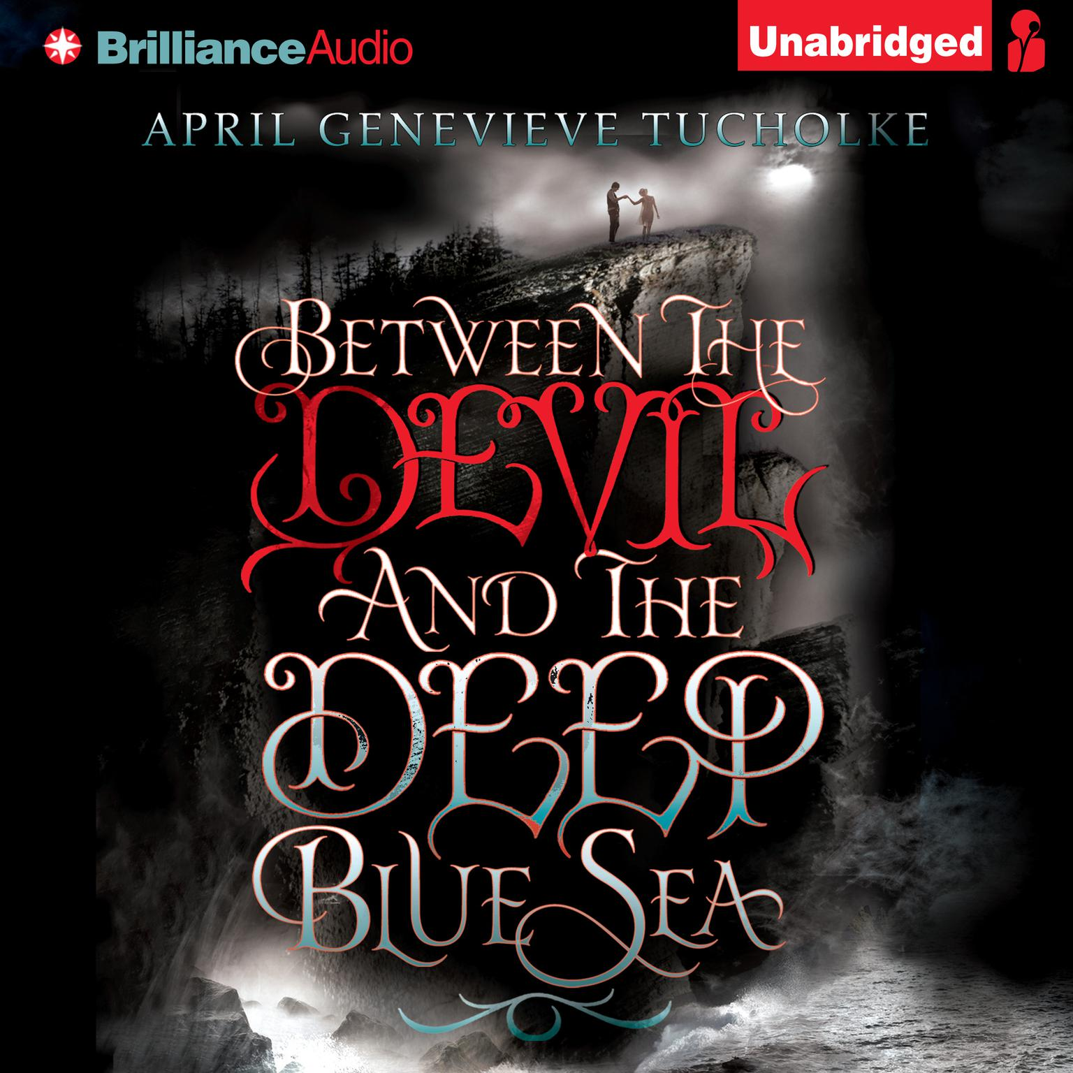 Printable Between the Devil and the Deep Blue Sea Audiobook Cover Art