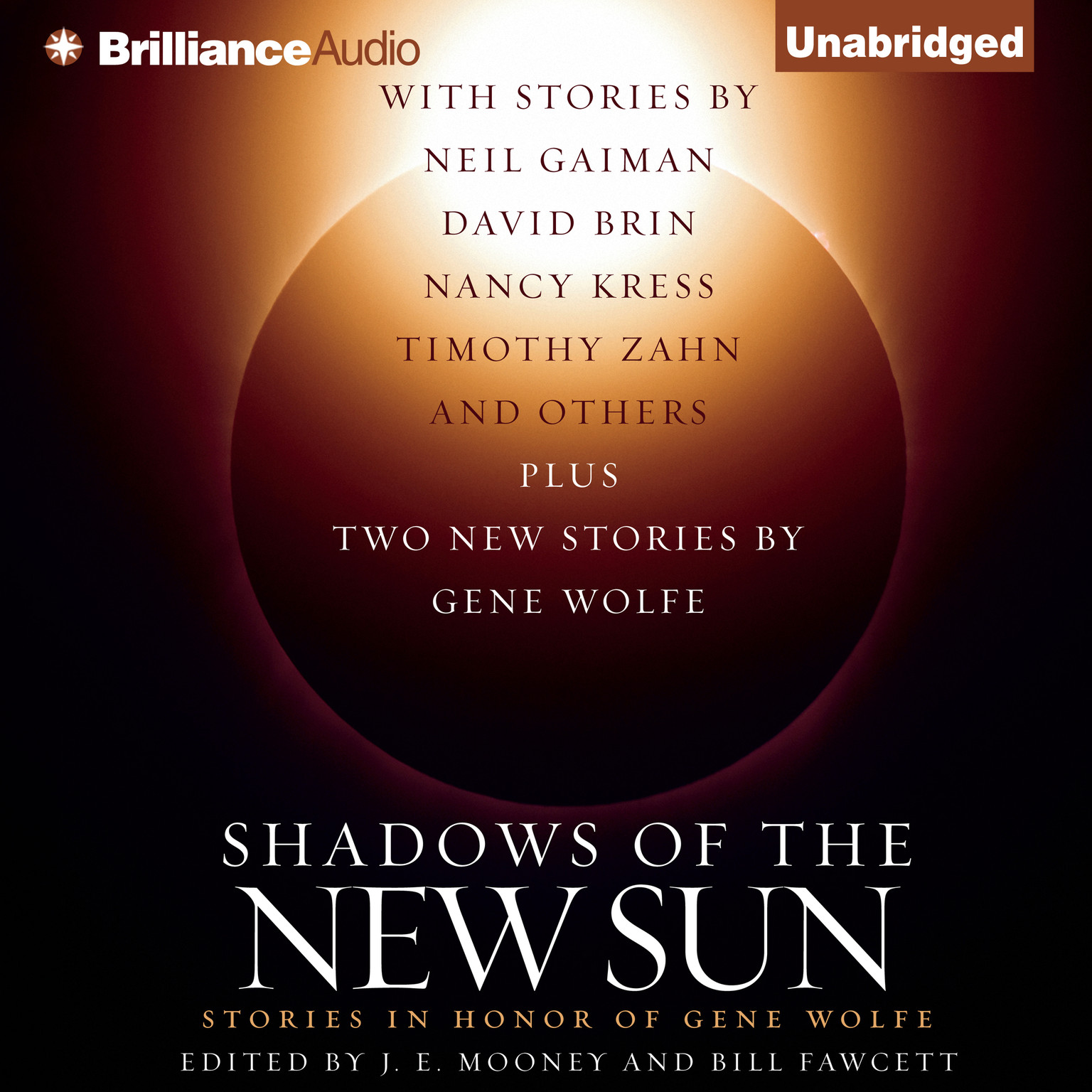 Printable Shadows of the New Sun: Stories in Honor of Gene Wolfe Audiobook Cover Art