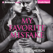 My Favorite Mistake Audiobook, by Chelsea M. Cameron