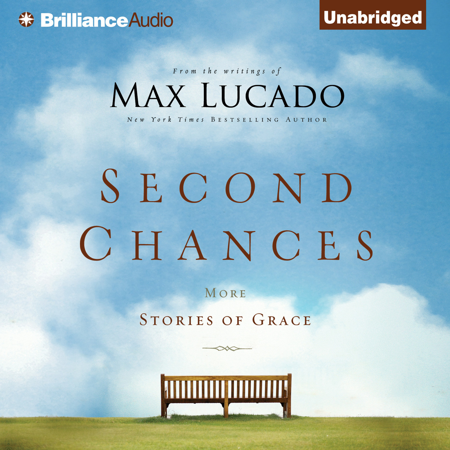 Printable Second Chances: More Stories of Grace Audiobook Cover Art