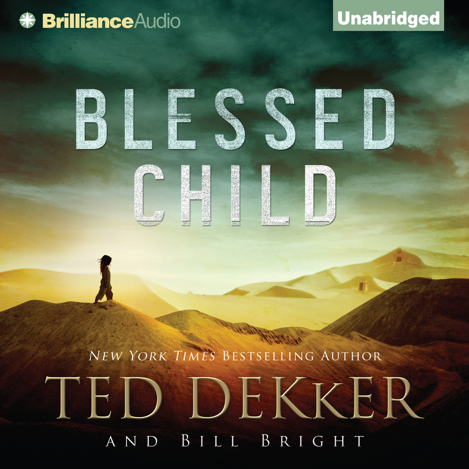 Printable Blessed Child Audiobook Cover Art