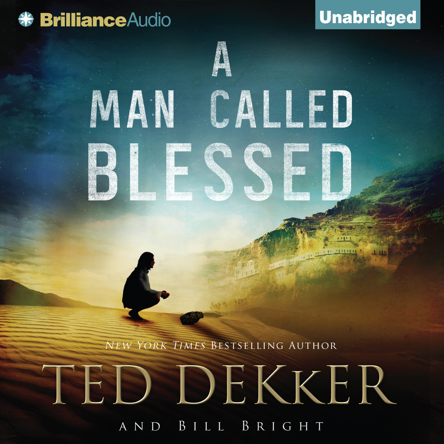 Printable A Man Called Blessed Audiobook Cover Art