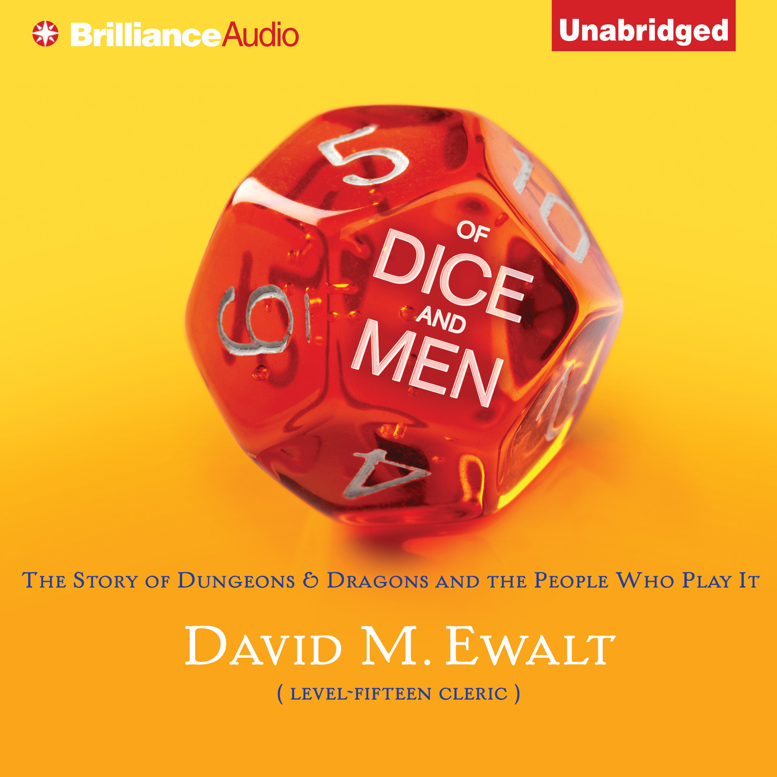 Printable Of Dice and Men: The Story of Dungeons & Dragons and the People Who Play It Audiobook Cover Art