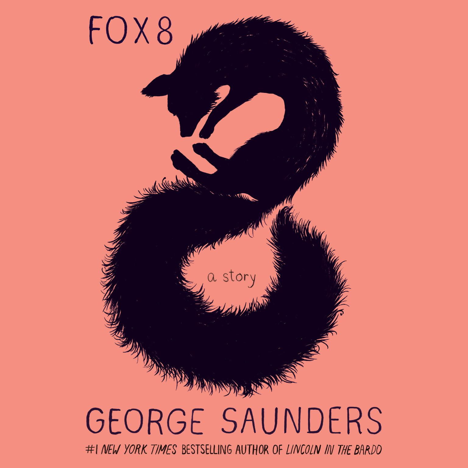 Printable Fox 8: A Story Audiobook Cover Art