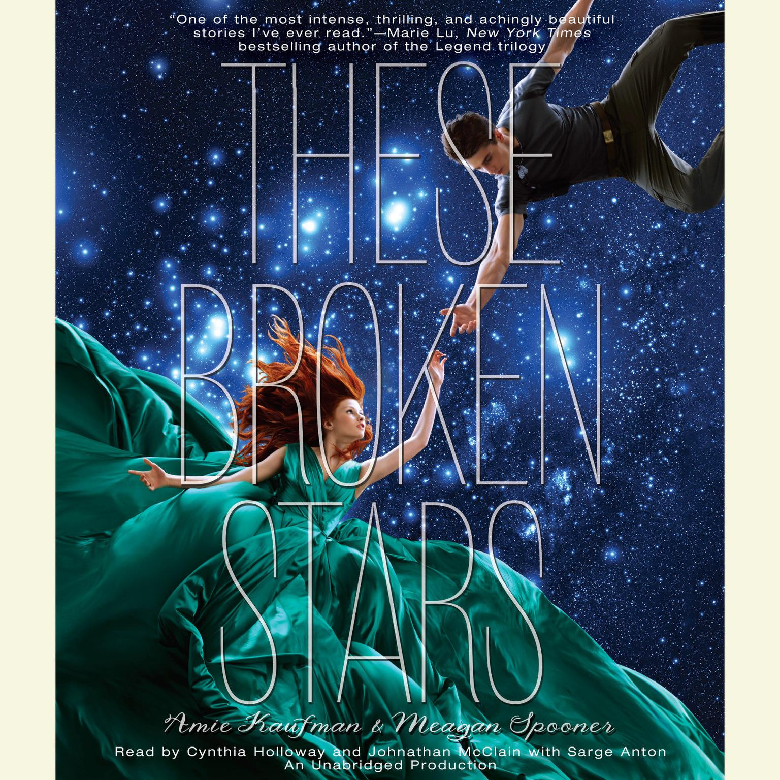Printable These Broken Stars Audiobook Cover Art