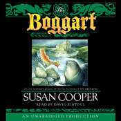 The Boggart Audiobook, by Susan Cooper