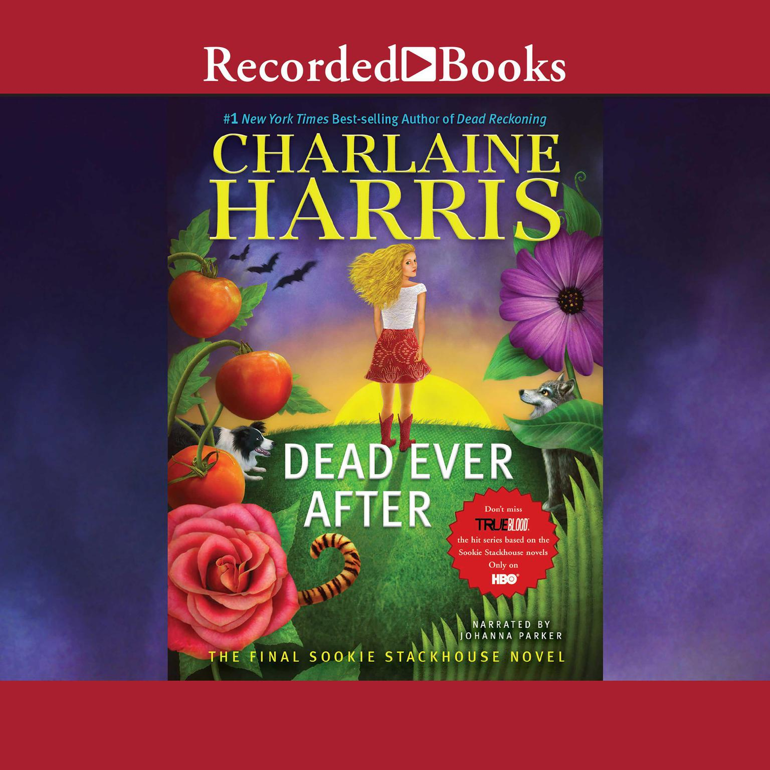 Printable Dead Ever After Audiobook Cover Art