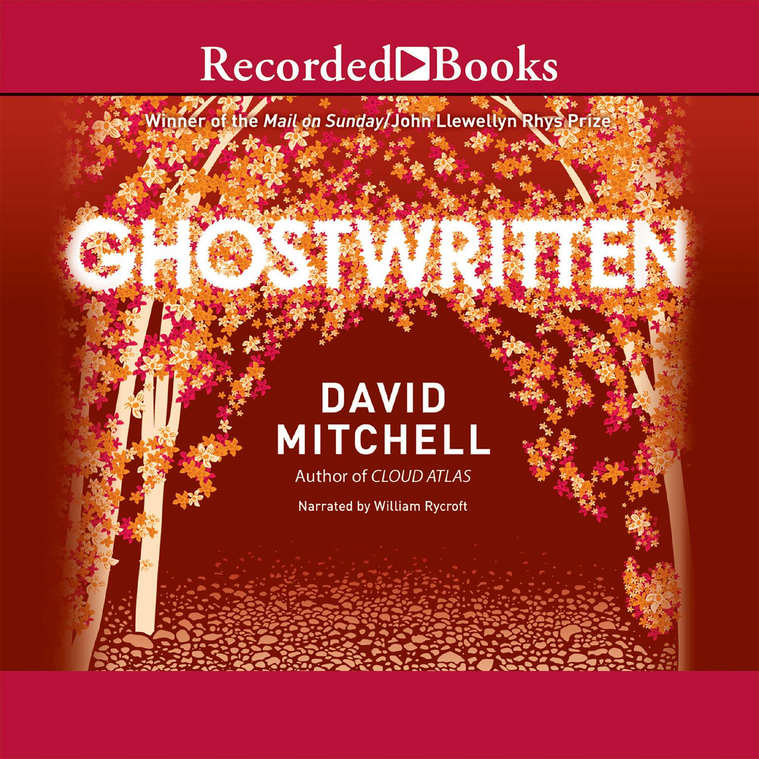 Printable Ghostwritten Audiobook Cover Art