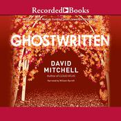 Ghostwritten Audiobook, by David Mitchell