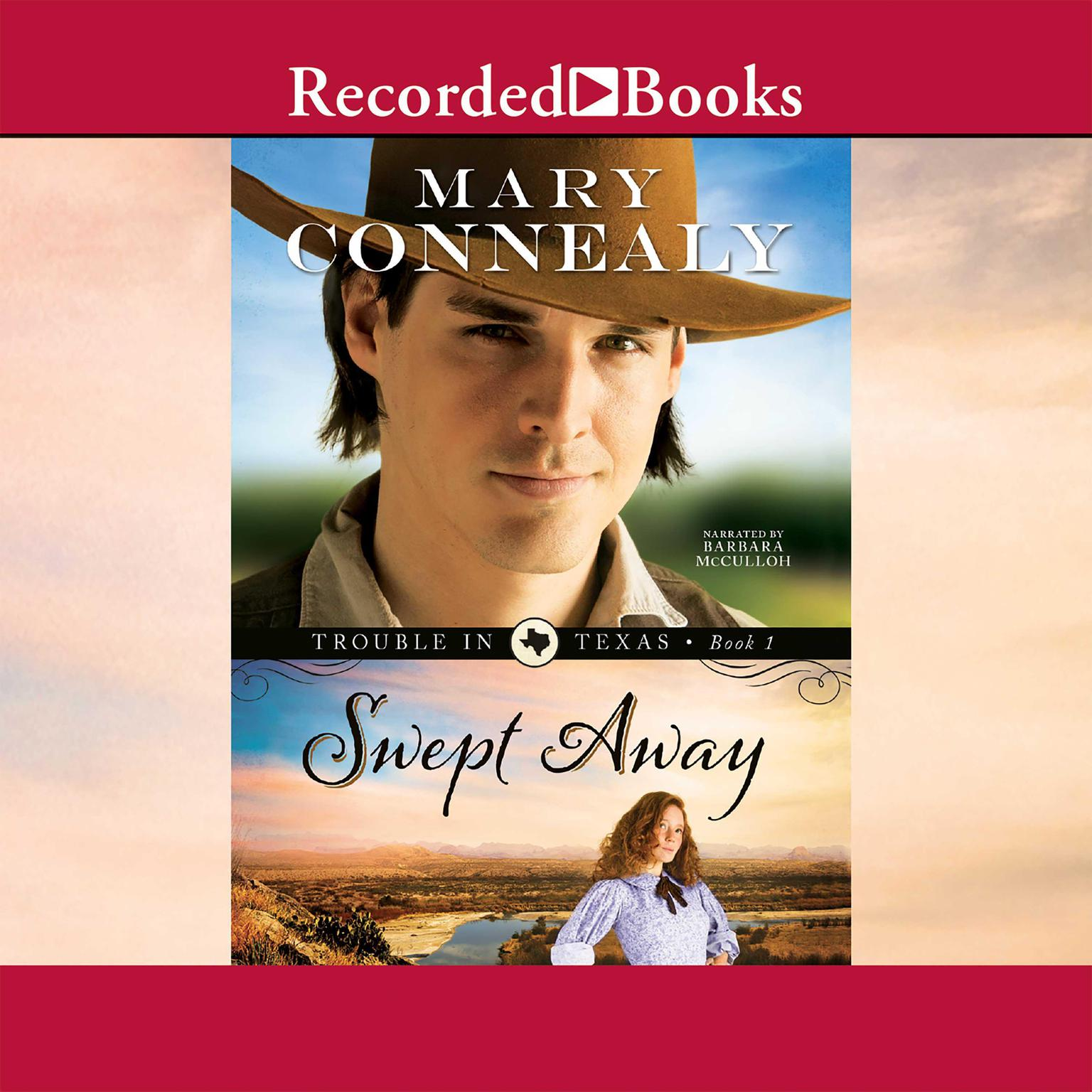 Printable Swept Away Audiobook Cover Art
