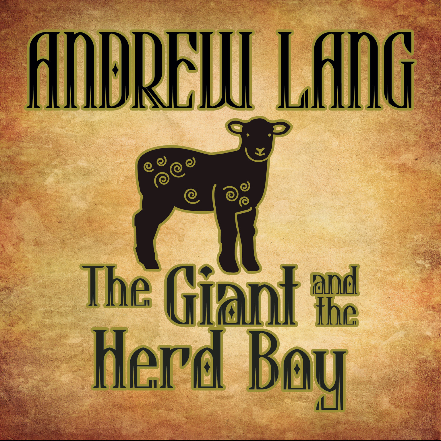 Printable The Giant and the Herd Boy Audiobook Cover Art