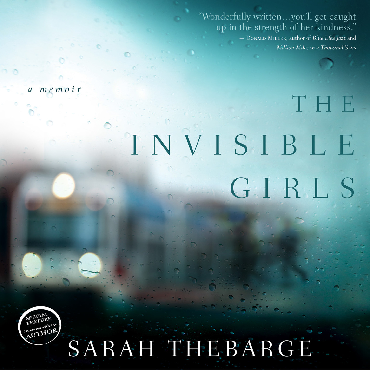 Printable The Invisible Girls: A Memoir Audiobook Cover Art