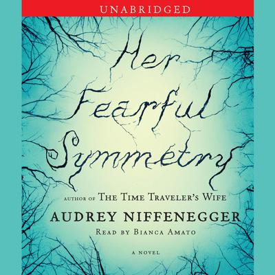 Printable Her Fearful Symmetry: A Novel Audiobook Cover Art