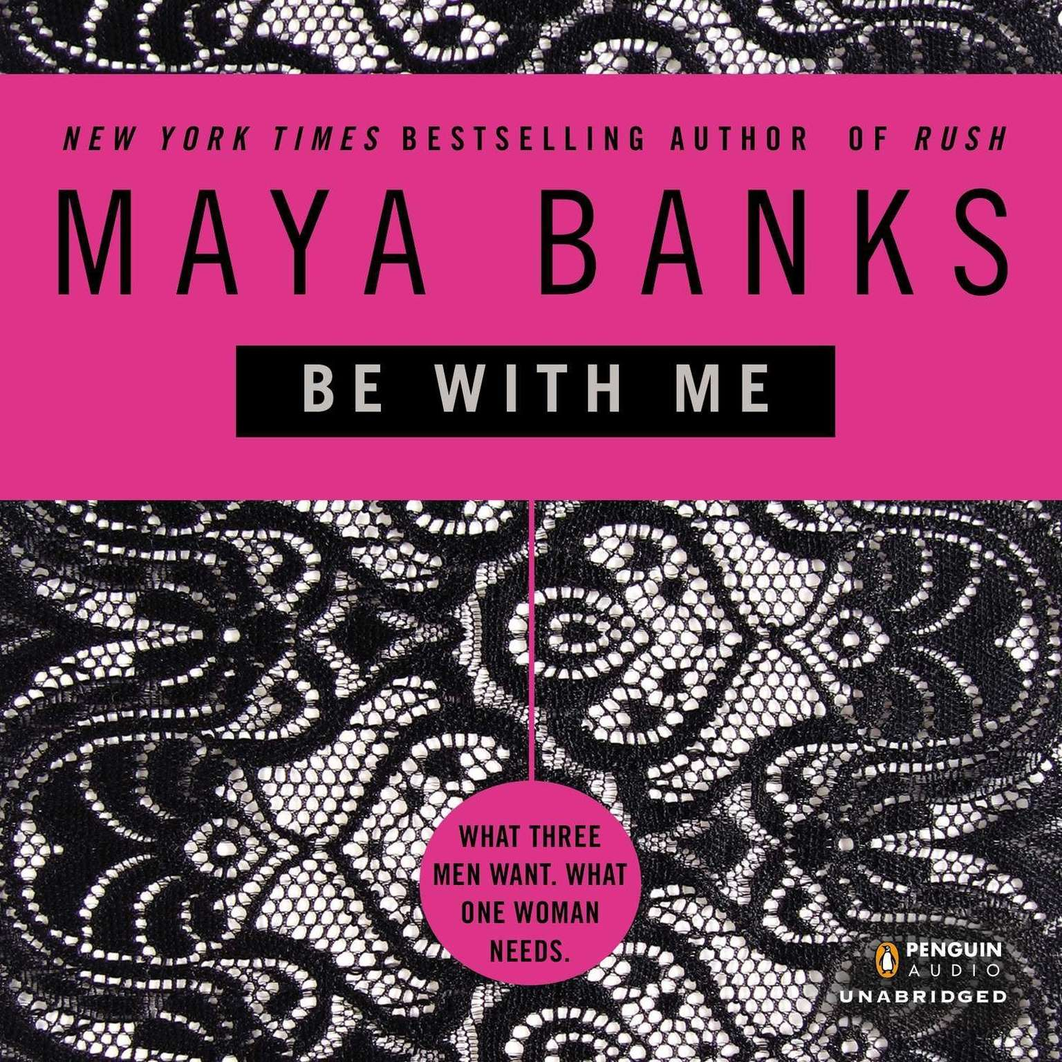 Printable Be with Me Audiobook Cover Art