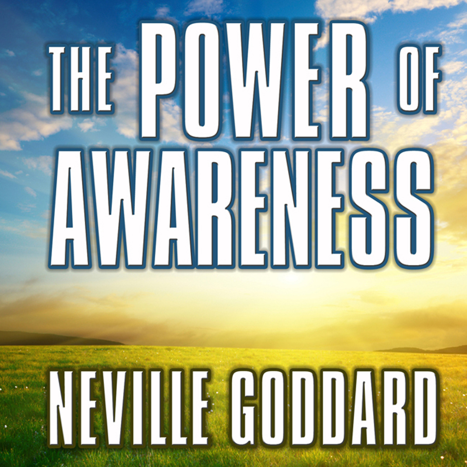 Printable The Power of Awareness Audiobook Cover Art