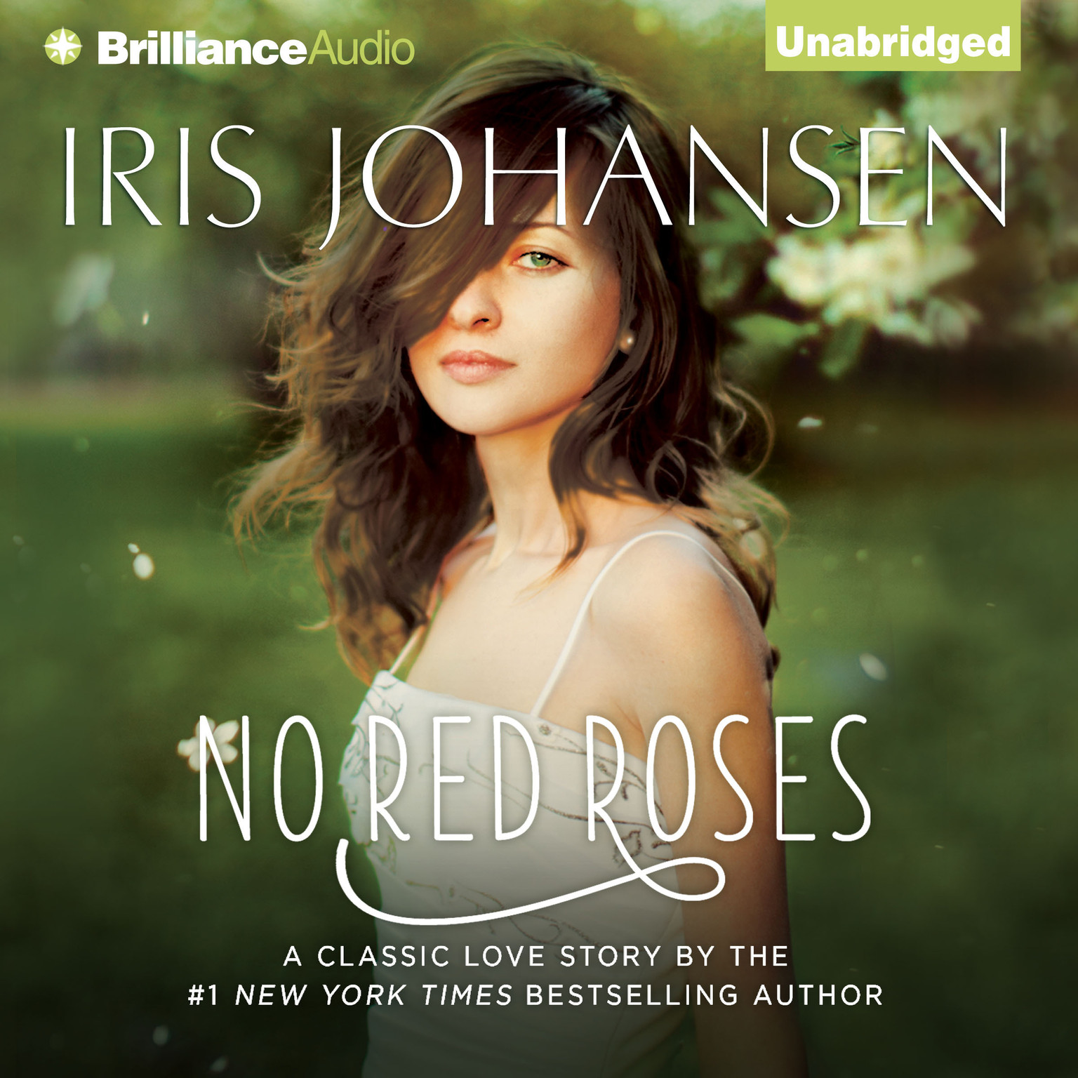 Printable No Red Roses Audiobook Cover Art