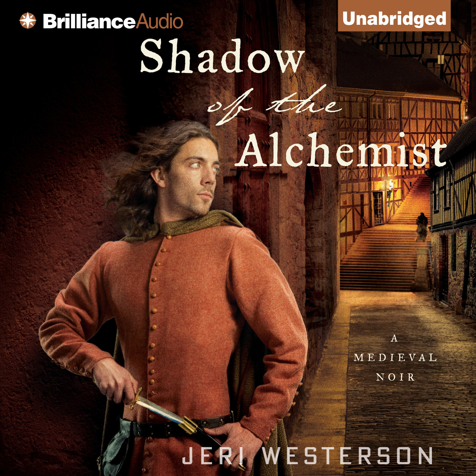 Printable Shadow of the Alchemist Audiobook Cover Art