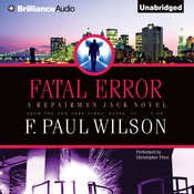Fatal Error Audiobook, by F. Paul Wilson