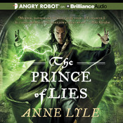 The Prince of Lies Audiobook, by Anne Lyle