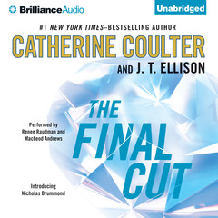 The Final Cut Audiobook, by Catherine Coulter, J. T. Ellison