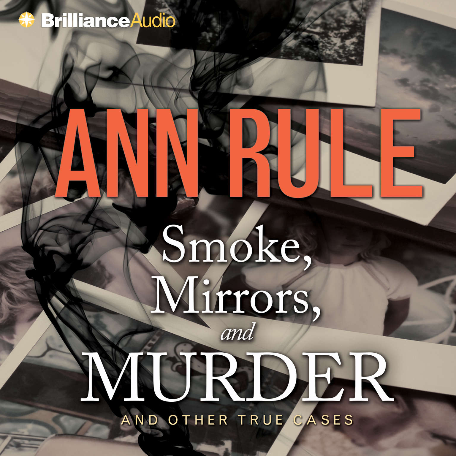 Printable Smoke, Mirrors, and Murder: And Other True Cases Audiobook Cover Art