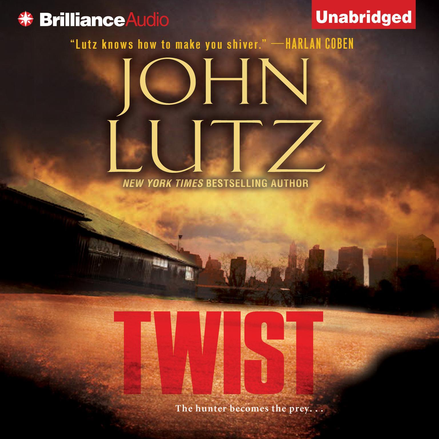 Printable Twist Audiobook Cover Art