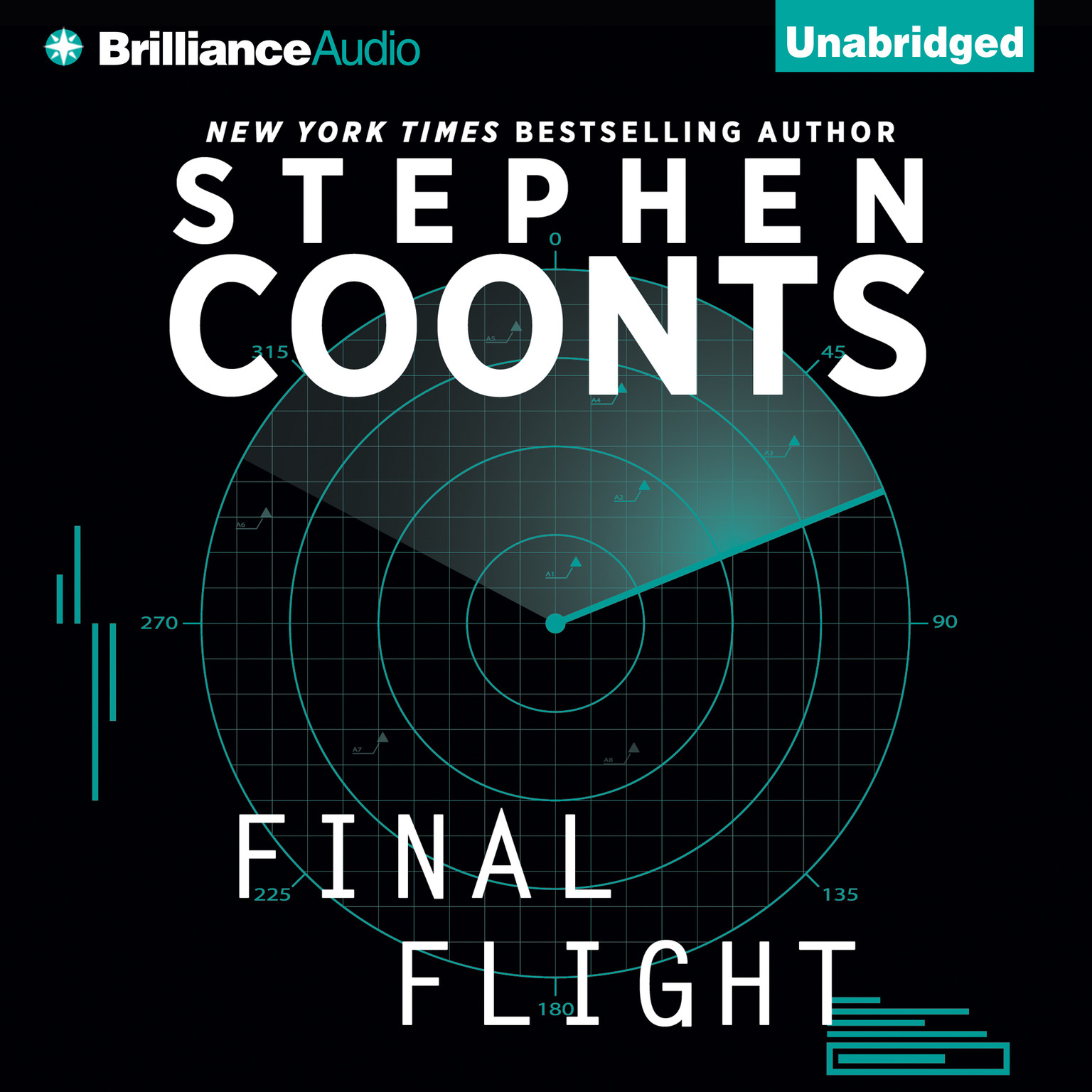 Printable Final Flight Audiobook Cover Art