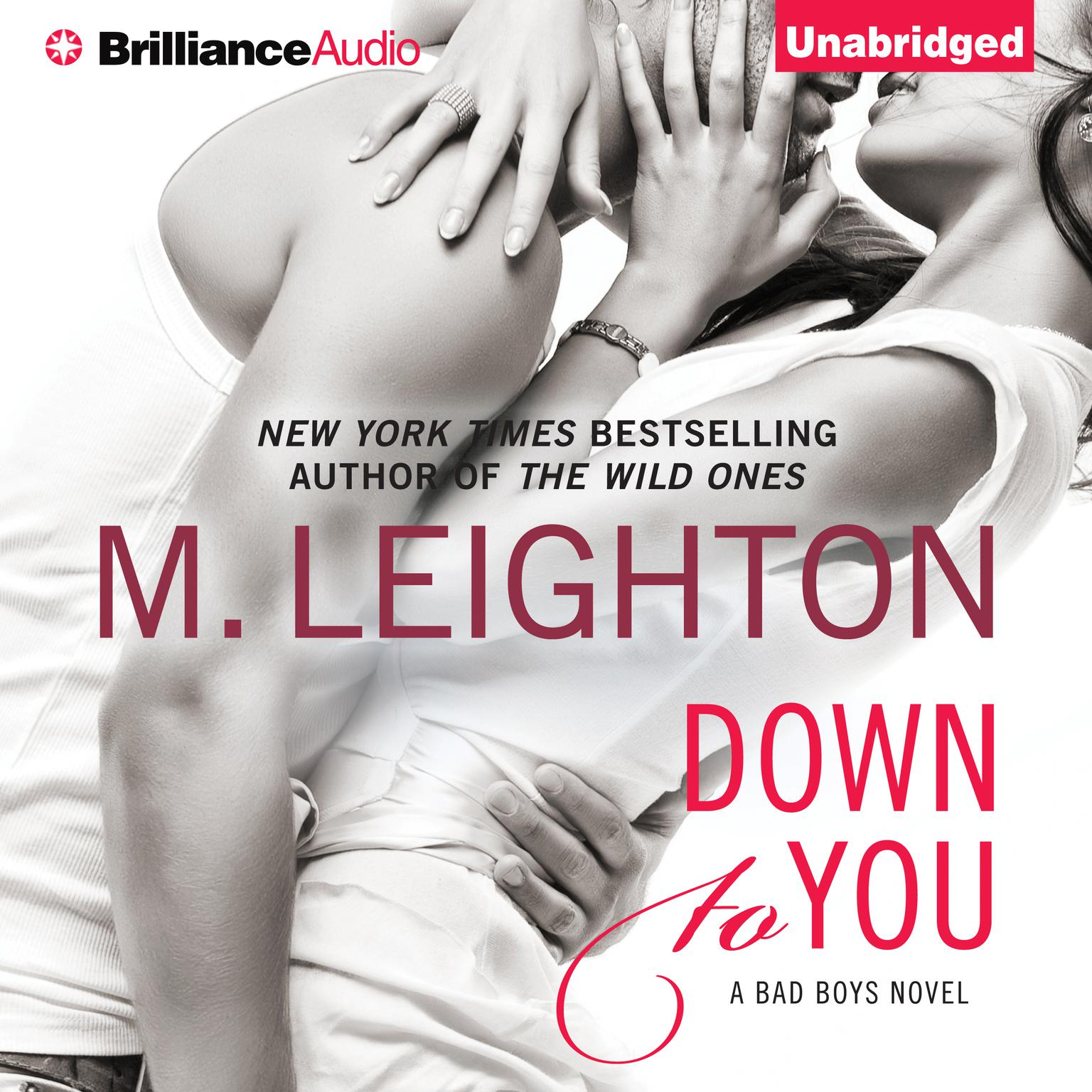 Printable Down to You Audiobook Cover Art