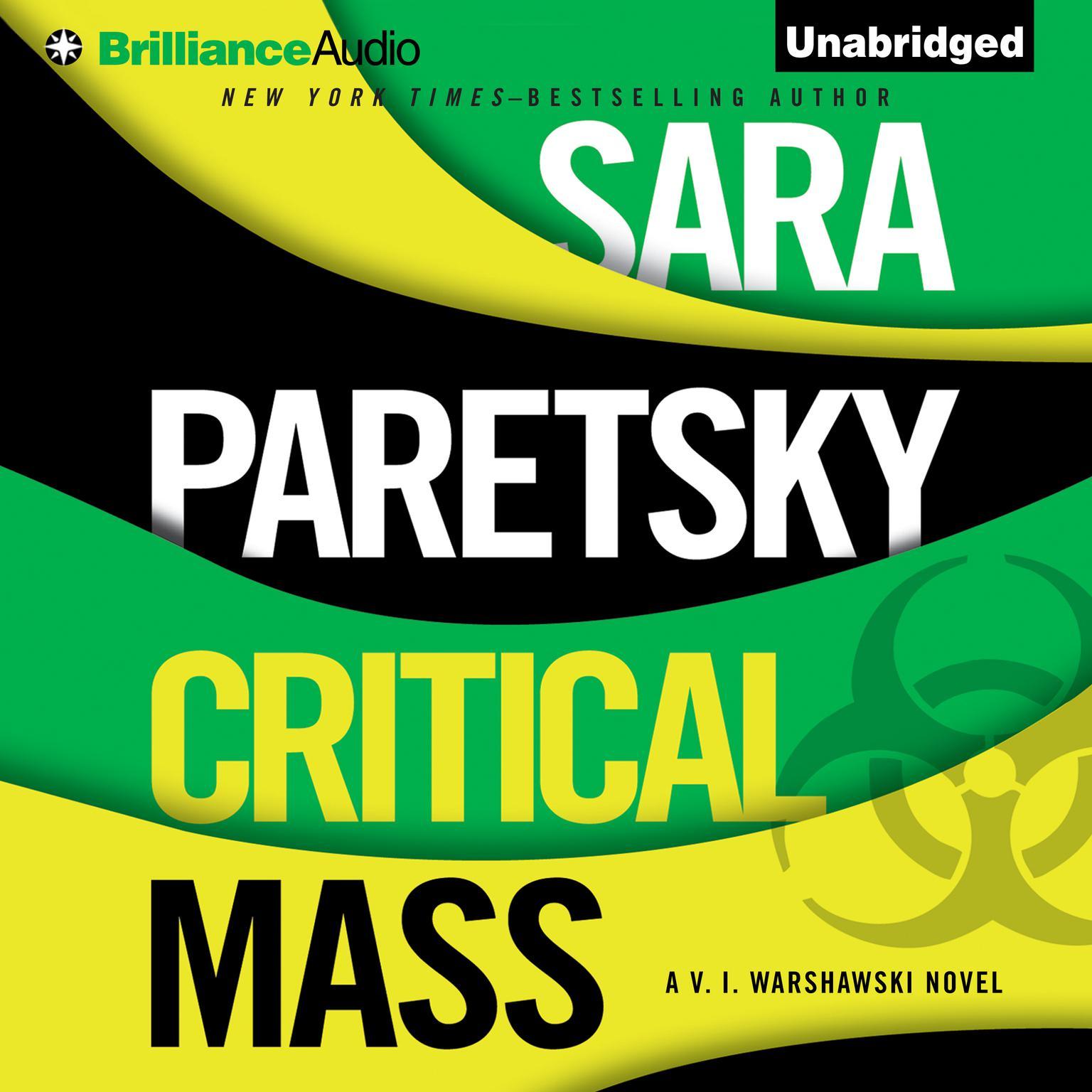 Critical Mass Audiobook, by Sara Paretsky