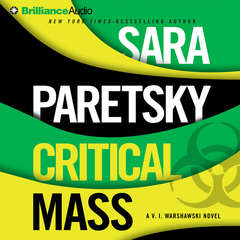 Critical Mass Audiobook, by Sara Paretsky