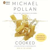Cooked Audiobook, by Michael Pollan