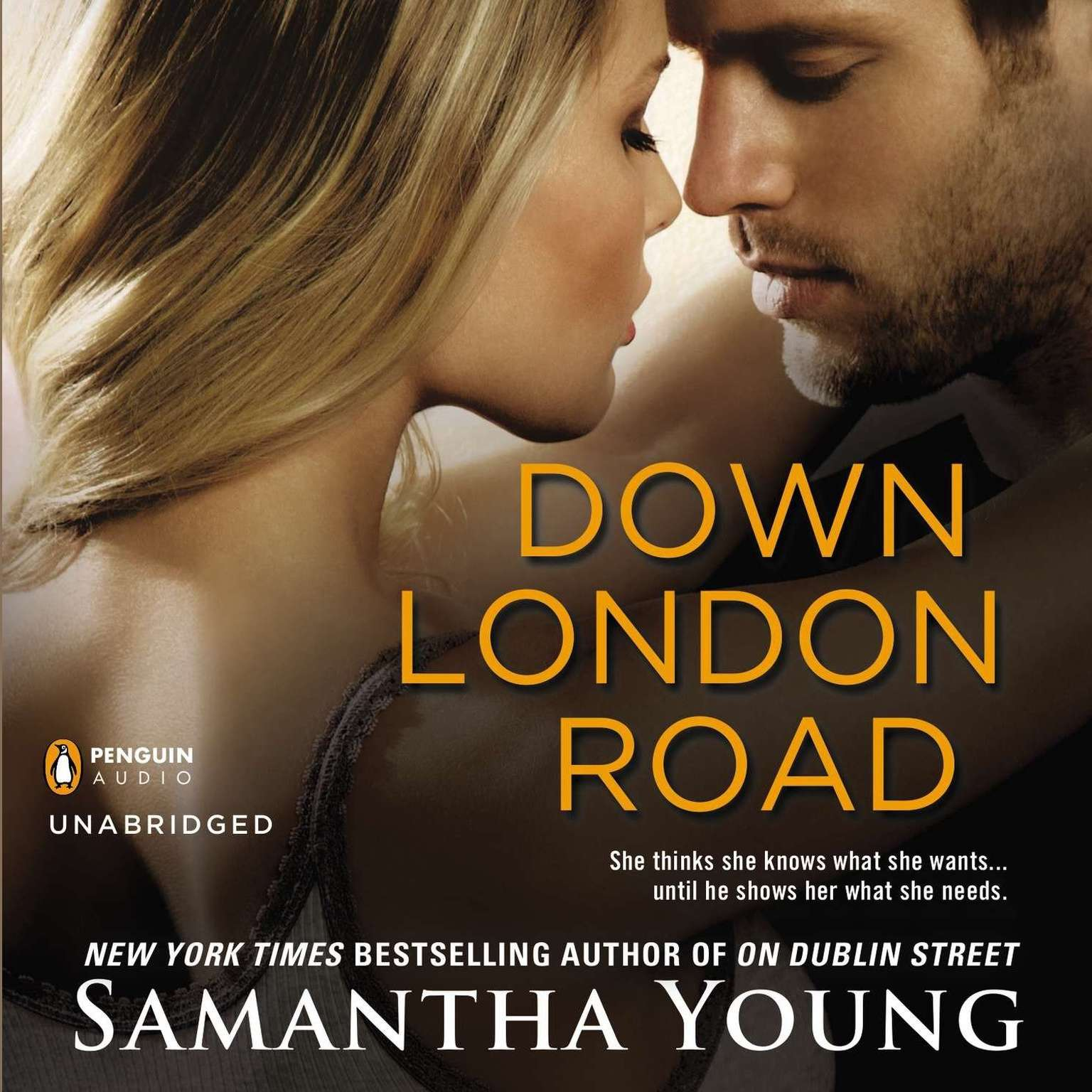 Printable Down London Road Audiobook Cover Art
