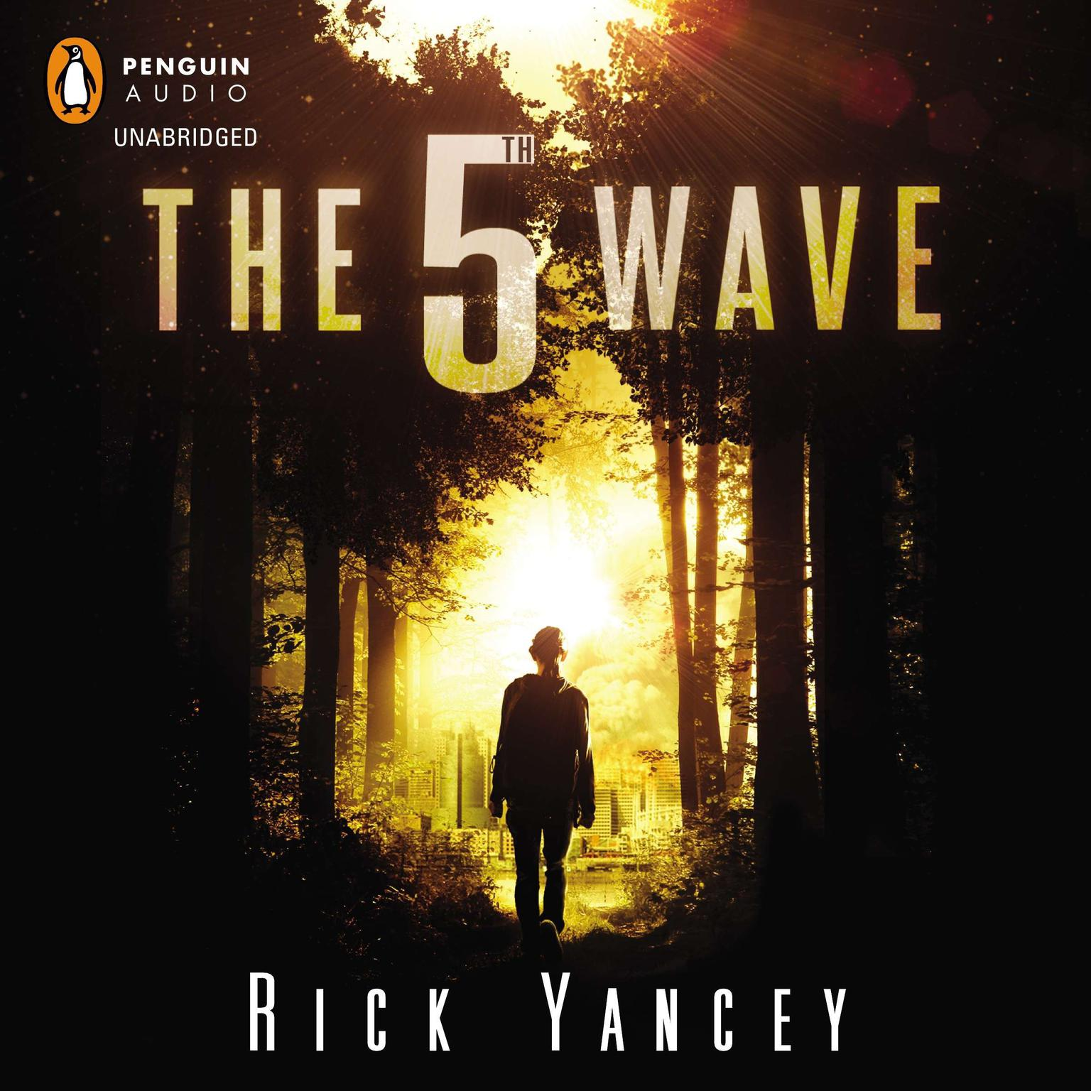 Printable The 5th Wave Audiobook Cover Art