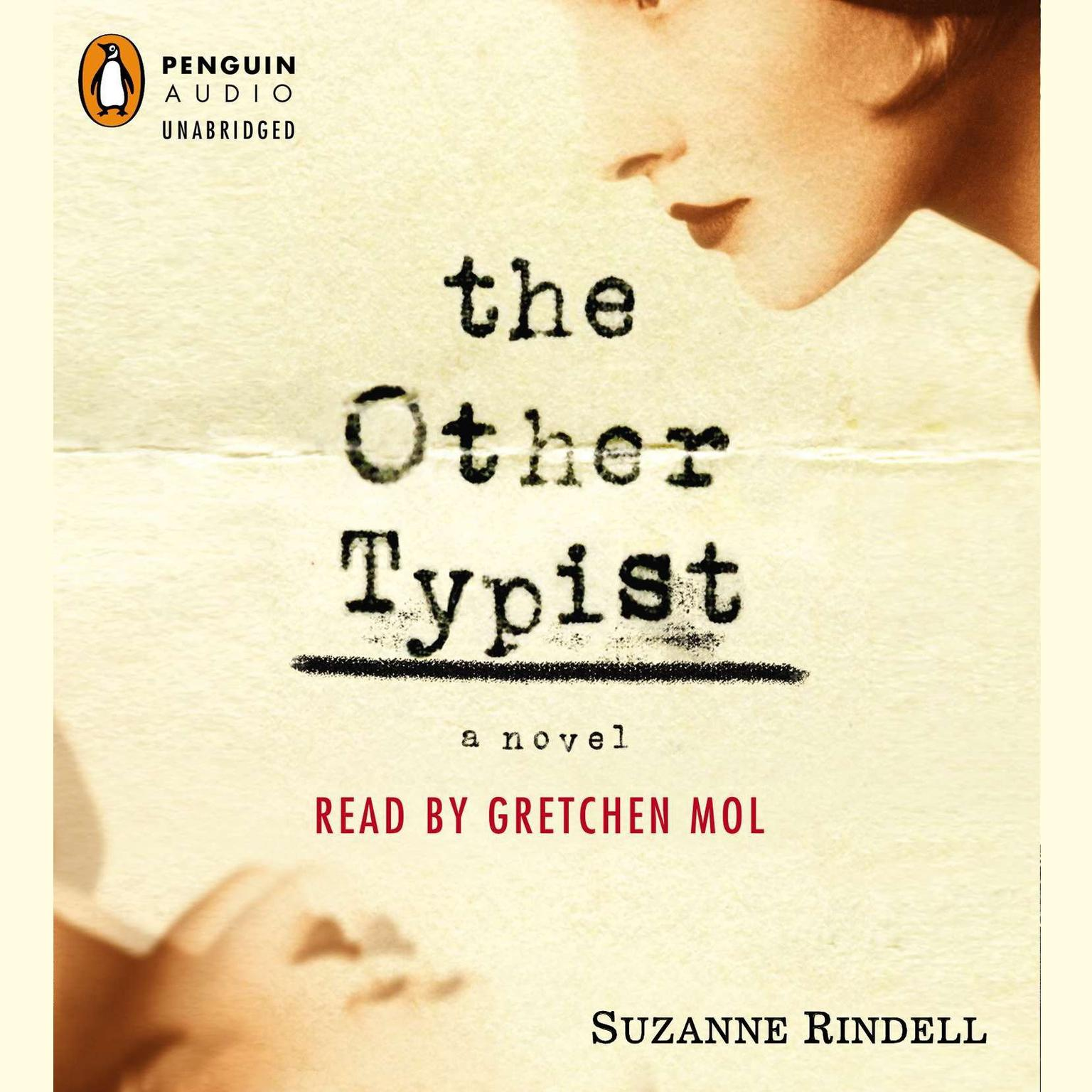 Printable The Other Typist Audiobook Cover Art