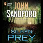 Silken Prey, by John Sandford