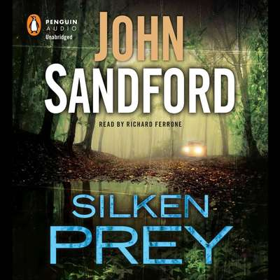 Silken Prey Audiobook, by John Sandford