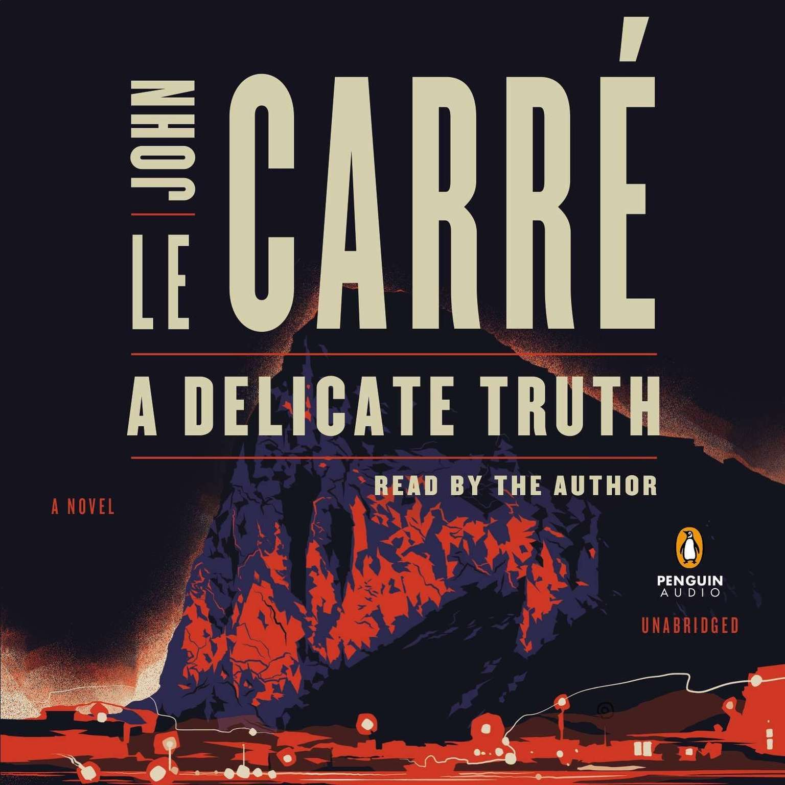 Printable A Delicate Truth: A Novel Audiobook Cover Art