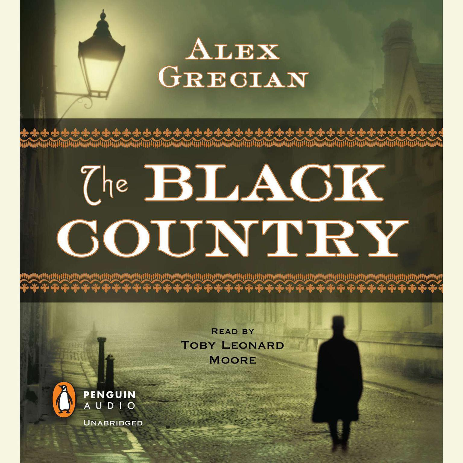 Printable The Black Country Audiobook Cover Art